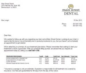 Dental Recall Letter Template Dental Recall Letter Sample Superpesis Net