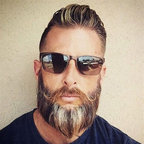 How To Grow A Thicker Beard Faster   Men's Hairstyles