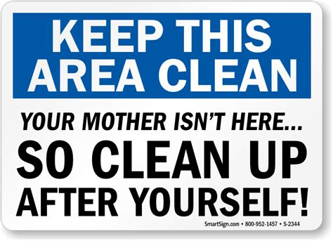 keep kitchen clean kitchen signs keep kitchen clean signs kitchen