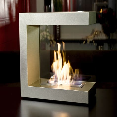Brasa Fireplace by A Gorgeous Tabletop Fireplace Unique Fireplaces