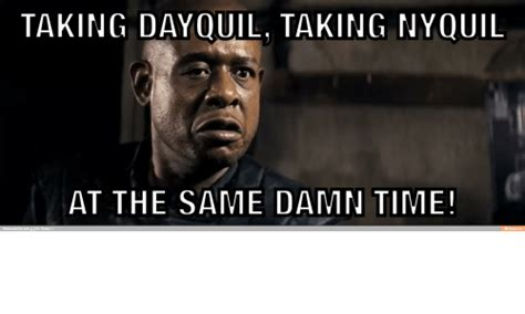 Nyquil Meme - 25 best memes about forest whitaker nyquil forest