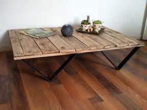 fabriquer une table basse en palette bois toutes les