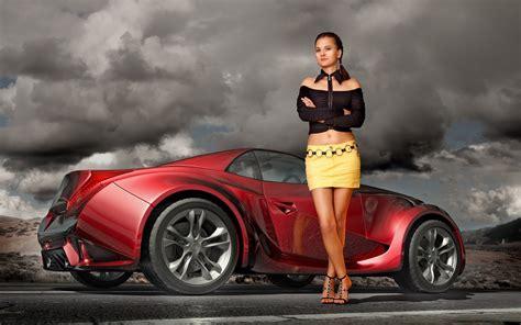 Modelos Y Autos Tuning by Autos Y Chicas En Imagenes