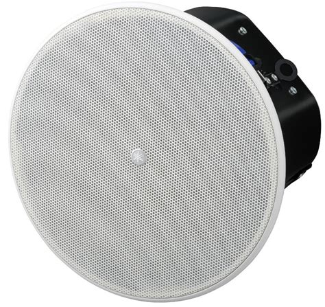 8 Ohm Ceiling Speakers by Yamaha Vxc6w 6 8 Ohm 70v Ceiling Speaker In White