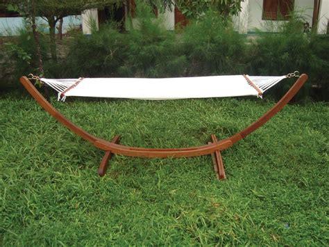 amaca da giardino con supporto amaca da giardino con supporto legno singola 320x100x100 g