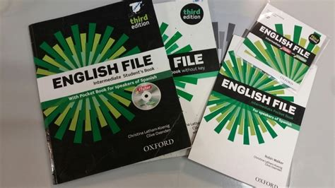 Mil Anuncios Com English File Intermediate Third Ed