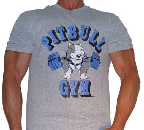 pitbull clothes pitbull clothing from pitbull p101 pitbull shirt barbell logo vests