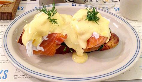 The Ultimate Eggs Benedict by The Ultimate Nyc Eggs Benedict Guide It S Bennie S