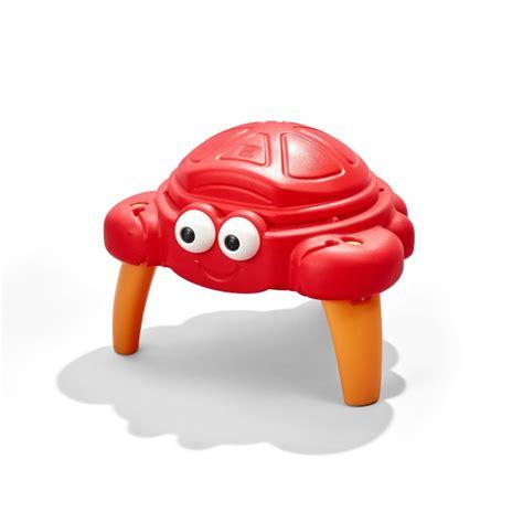 2 crabbie sand table step2 crabbie sand table best educational infant toys