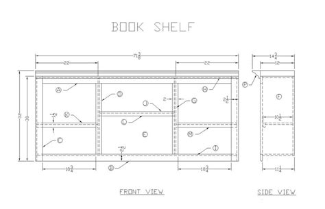Book Shelf Dimensions by Bookshelf Design Dimensions Pdf Woodworking