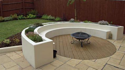 suburban style rogerstone gardenscardiff garden design