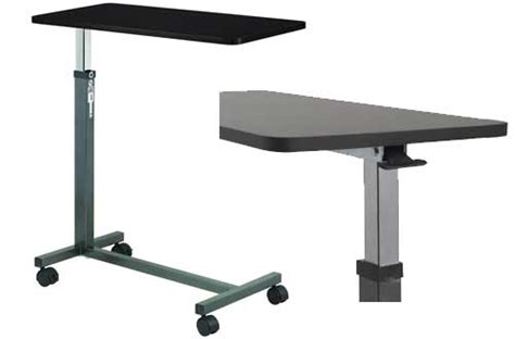 sharper image best bed table overbed adjustable tilt table top 7 best overbed tables to buy reviews in 2018