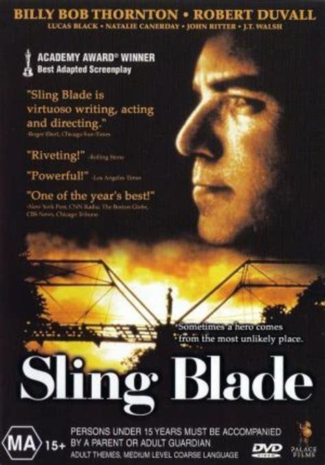 Swing Blade 1997 Movie