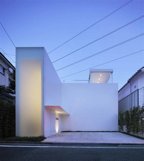 japanese modern architecture cube court house by shinichi ogawa associates