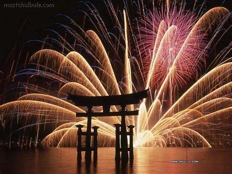 ART N PICS: Wonderful Japanese Fireworks