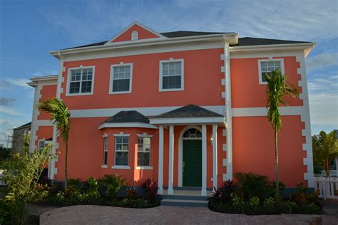 color houses colors of the bahamas bright bahamian homes