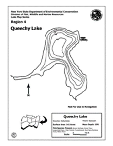 queechy lake boat launch queechy lake nys dept of environmental conservation