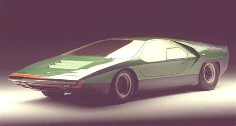 alfa romeo carabo concept car 191 c 243 mo se imaginaban los concept car en los a 241 os 70 y 80 coches futuristas