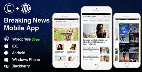 newspaper theme mobile famous mobile app wordpress theme images exle resume