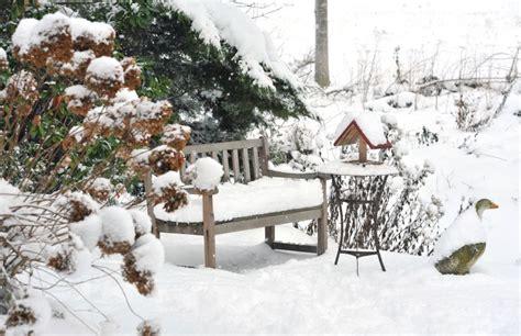 Garten Im Winter Gestalten by So 252 Bersteht Euer Garten Den Winter Garden