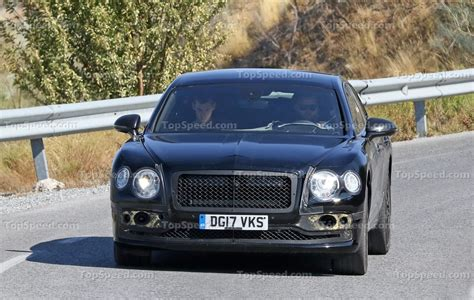 2019 Bentley Flying Spur Interior by 2019 Bentley Flying Spur Price Specs Release Date
