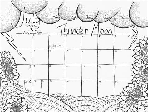 printable calendar coloring pages 2017 calendar coloring pages 2018 coloring page cartoon