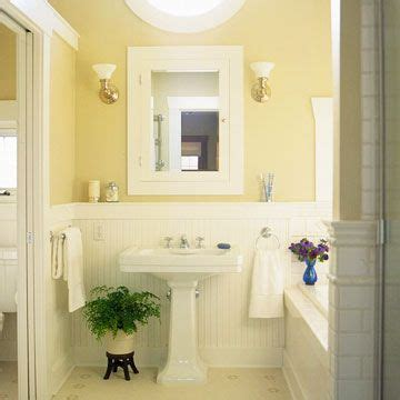 cute small bathroom dream home yellow bathrooms