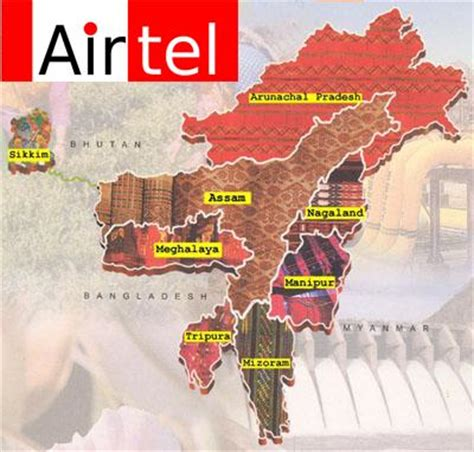 mobile bharti airtel launches one airtel one east roaming