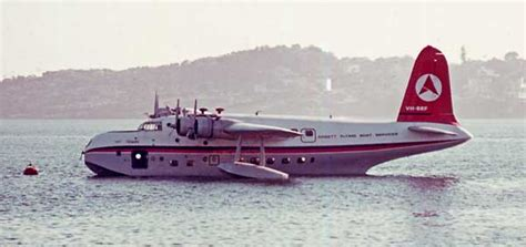 qantas flying boat photos quot no plebs allowed quot is this new airline clive palmer s