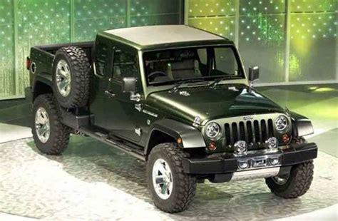 jeep gladiator 2016 2017 jeep gladiator specs car reviews release