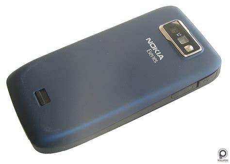 Hp Nokia E63 Second blogshop wow handphone nokia e63 smartphoneblogshop