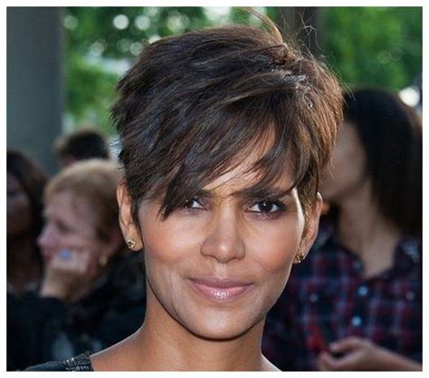 halle berry haircuts front and back hally berry hairstyles short hairstyles front and