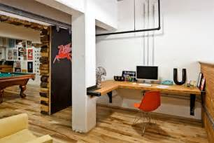 Home Fashion Design Studio Ideas 30 Examples Of Creative Wooden Office Interior Design
