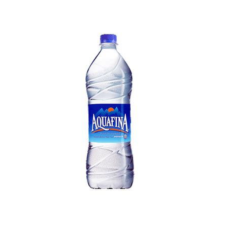Sho Botol 1 Liter aquafina 1 liter mineral water of 12