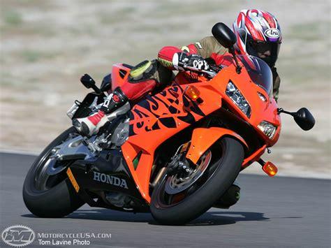 2006 cbr600rr for 2006 honda cbr600rr comparison motorcycle usa
