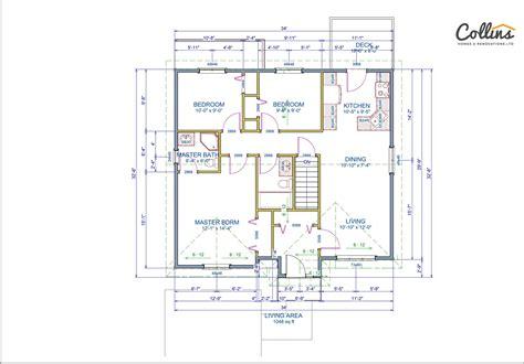 floor plans by shamrock homes shamrock floor plan main collins homes renovations ltd