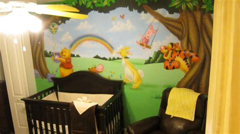 Jungle Themed Nursery Ls by Jungle Themed Winnie The Pooh Nursery Project Nursery