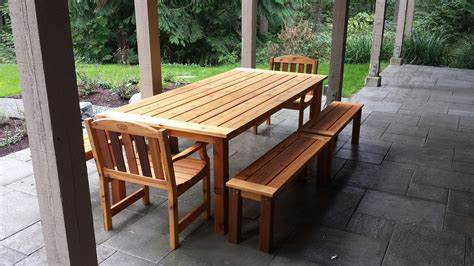 ft langley outdoor dining table set adirondack chairs