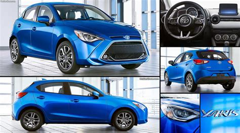 2020 Toyota Yaris Hatchback by Toyota Yaris Hatchback Us 2020 Pictures Information