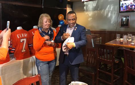 mark jackson qb mark jackson entertains our bronco qb club crowd at our 12