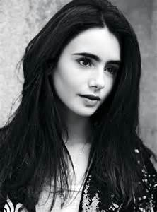 Blind Glasses Dark Lily Collins Knit Me A Perfect World