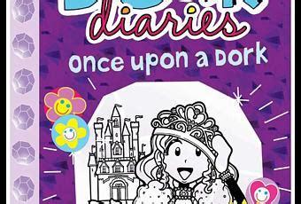 Dork Diaries Once Upon Adork Berkualitas dork diaries once upon a dork paperblog