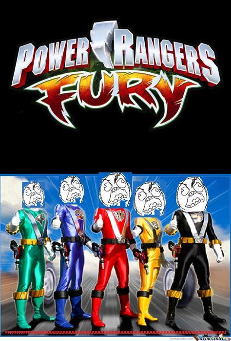 Power Ranger Meme - power ranger fury by hocox meme center
