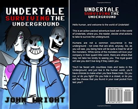 undertale surviving the underground books 12 pieces of undertale merchandise that are the right