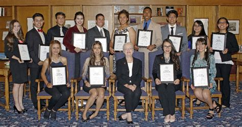 Mba Utep by Incoming Terry Scholars Show Talent Drive Utep News Archive