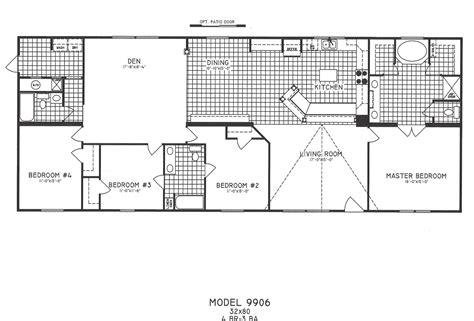 modular homes 4 bedroom floor plans 4 bedroom trailer floor plans 187 4 bedroom mobile home floor plans bedroom at real