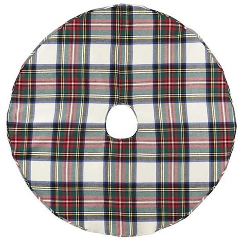 20 best plaid christmas tree skirts images on pinterest