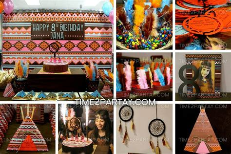 american themed events 9 best native american themed party ideas images on