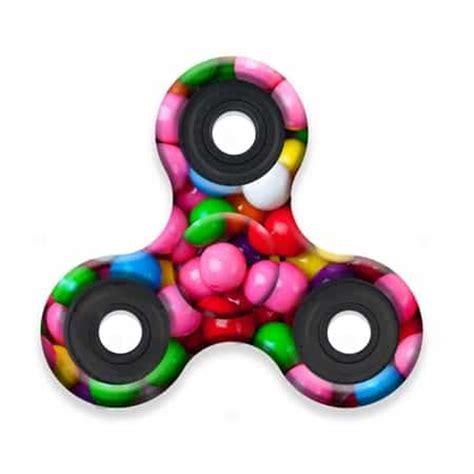 Fidget Spinner Metalic Croom Fidget Handspiner spinners squad fidget toys