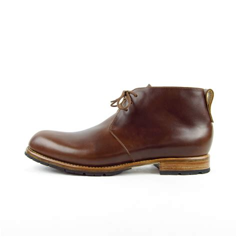easton boot brown cord shoes and boots